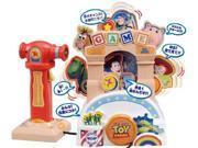 Disney Toy Story Talkative shooting Van van land!