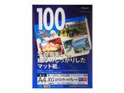 A4 100 sheets JPXG-A4N Nakabayashi Digio color inkjet paper XG Extra Thick high-grade mat (japan import)