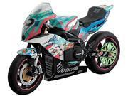 FREEing Racing Miku 2014 ExRide Spride 06 - TT Zero 13 Kai Vehicle