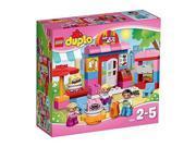 Town% of Lego Duplo Daburuku~ote% Cafe% Daburuku~ote% 10587