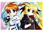 [Magical Girl Lyrical Nanoha The Movie 1st] Large Format Mouse Pad [Strong Bond] 9SIA2SN3G58421