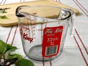 Anchor Hocking Measuring Cup, 4 Cup Capacity 9SIA10558K2980