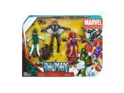 """Marvel Universe [Hasbro Action Figure 3.75 in.] """"""""Team Pack"""""""" 2013 edition / in Humans (japan import)"""" 9SIA2SN3GS2287"""