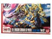 HGUC RX-0 UNICORN GUNDAM 03 PHENEX (DESTROY MODE) Ver.GFT MODEL KIT 9SIA2SN3GS5621