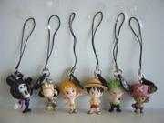 One Piece Log Memories 01 gashapon set