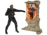 McFarlane Toys Movie Maniacs Series 4 Action Figure T2 Terminator 2 Judgement Day T800 9SIA2SN3GS9174