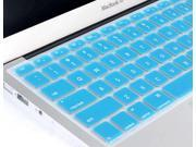 "New Silicone Multi Color Rubber Coated Keyboard Skin Cover For Macbook Pro / Air / Retina 13.3"" inch"