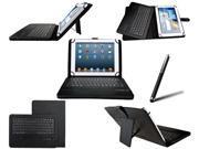 Detachable Wireless Bluetooth Keyboard Case For Samsung Galaxy Tab 2 10.1 P5100