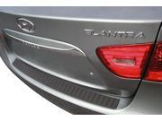 Hyundai Elantra Rear Bumper Protector Guard (2007-2010)