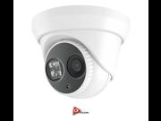 LTS Platinum IP HD Fixed Lens Turret Camera 2MP - 2.8mm