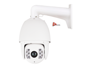 LTS Platinum IP PTZ High Speed Dome Camera 2.1MP