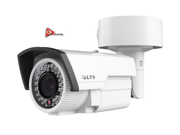 LTS Eco - Platinum HD-TVI Varifocal Bullet Camera 2.1MP, AC 24V/ DC 12V - White Color