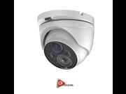 LTS Platinum Varifocal HD-TVI Turret Camera 2.1MP