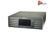 LTS Platinum Enterprise Level 256 Channel NVR: 3U, 256 Channel IP Video Input, Up to 8MP Resolution, 16 SATA up to 6TB Each - LTN07256-R