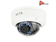 LTS Platinum 2.1MP/1080P HD-TVI Vandal Proof Dome Camera: 2.8mm Fixed Lens, True Day/Night, Smart IR up to 65ft - CMHD7422-28