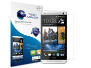 Tech Armor HD Clear HTC One (M7) Screen Protector [3-Pack]