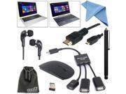 EEEKit ASUS Transformer Book T200 T200TA T100 T100TA Tablet Starter Accessories