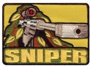 Rothco Sniper Patch New Velcro Back 72187
