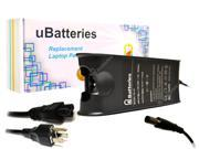 UBatteries AC Adapter Charger Dell Latitude E7440 M582J 0M582J OM582J M585J 0M585J OM585J MK911 0MK911 OMK911 330-3614 330-3615 330-4279 - 90W, 19.5V