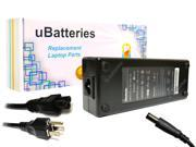 UBatteries AC Adapter Charger Toshiba Satellite L30-113 - 19V, 120W