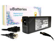 UBatteries AC Adapter Charger Toshiba Tecra A9-S9012X - 15V, 90W