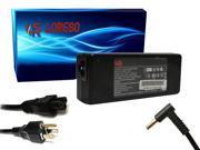 AC Adapter Charger HP ENVY 17-j073ca 17-j073sf 17-j075ez 17-j075sf 17-j075sz 17-j076ef 17-j076ez (Loreso Replacement Part) - 90W, 19.5V