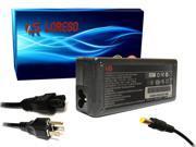 AC Adapter Charger HP ENVY 17-1181nr 17-1186el 17-1188el 17-1189el 17-1190ca 17-1190ea 17-1190eb (Loreso Replacement Part) - 65W, 19V