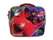 Disney Big Hero 6 Red Baymax Rectangular Lunch with Padded Top Handle 9SIA2W03193813