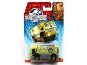 Matchbox Jurassic World 1.64 Vehicle Collection Desert Thunder V16