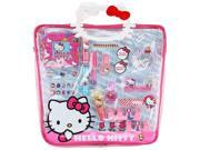 Hello Kitty Mega PVC Tote Bag with Cosmetics