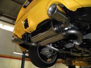 STILLEN Nissan 370Z Stainless Steel Exhaust System