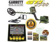 Garrett GTI 2500 Metal Detector TreasureHound EagleEye Depth Multiplier Package