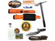 Garrett Pro Pointer AT Waterproof Pinpointer Detector with Edge Digger and Pick