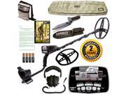 Garrett AT Pro Metal Detector Adventure Pack Accessory Package