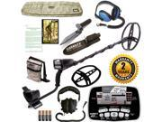 GarrettAT Pro Water Beach Adventure Bundle with Submersible Headphones and More