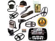 Garrett AT Pro All Terrain Spring Special Metal Detector 2 Coils & Edge Digger