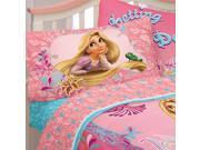 4pc Tangled Letting Hair Down Full Bedding Sheet Set