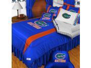 NCAA Florida Gators UF College Twin-Single Bed Comforter Set