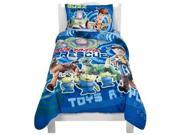 Toy Story Circles Buzz Lightyear Full-Double Bed Comforter