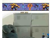 Fantastic Four Marvel Comics Wallpaper Accent Border Roll 9SIA2X119N3376