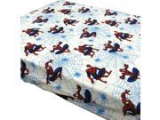 Marvel Spider-Man Webslinger Toddler Bedding Fitted Sheet 9SIAAUY46G0891