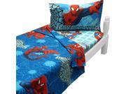 Ultimate Spider-Man Twin Sheet Set Marvel Bedding 9SIA17P49N9213