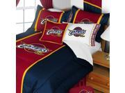 NBA Cleveland Cavaliers Twin Comforter Set Basketball Bed