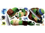 Teenage Mutant Ninja Turtles Leo Peel & Stick Giant Wall Decals 9SIA0BS2X80958