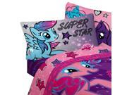 My Little Pony Twin Bed Sheet Set Stars Are Out Bedding