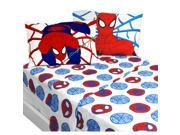 Marvel Bold Spiderman Full Sheet Set Superhero Bedding 9SIA2X13520231