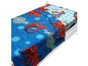 Ultimate Spider-Man Twin Flat and Fitted Sheets 9SIV1976Y26942