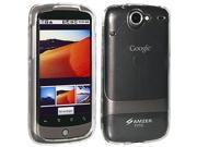 Amzer Snap-On Crystal Hard Case for Google Nexus One PB99100/HTC Nexus One - Clear