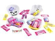 """Halloween Skeleton Ghost Party Pack 64pc 6"""""""" Trick or Treat Candy"""" 9SIA2Y246U9488"""