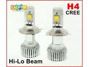 8000LM!!!4th Generation H4 60W USA CREE high low beam LED Headlight Coversion Kit replacement Xenon Halogen H7 H11 9005 9006 FREESHIPPING GGG